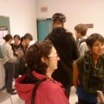 Le public échangeant avec notre panel, même après la fin de la période de questions