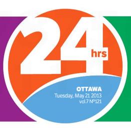 24 hrs - Ottawa